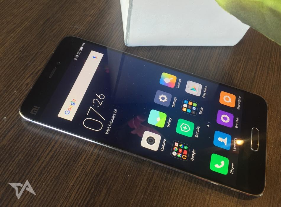 Xiaomi Mi5 Hands On