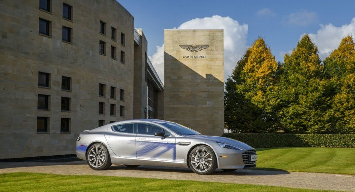 News Of The LeEco Aston Martin Partnership Shouldnu0027t Come As A Total Shock,  As The Companies Linked Up Last Year. But The Joint Venture Announced Today  ...