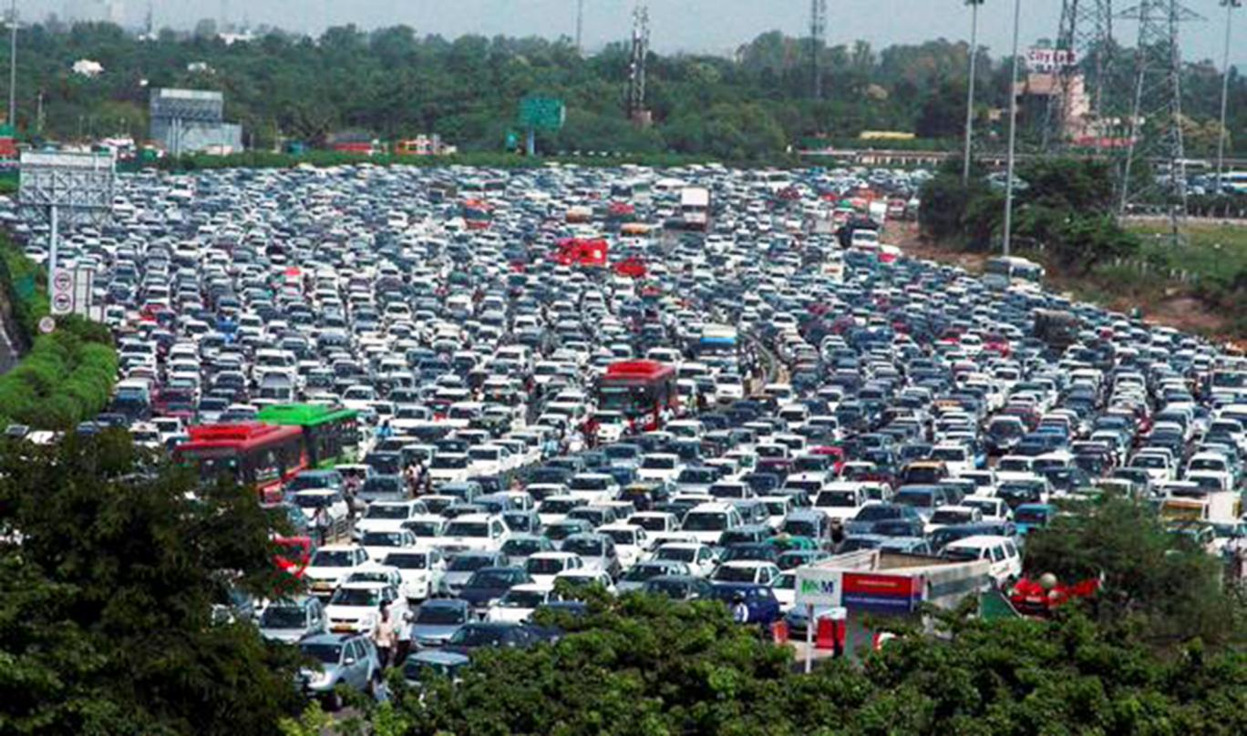 traffic jam problem Traffic congestion (also called traffic jam) is when traffic either comes to a  complete stop or  along a city street, traffic volume can contribute to traffic  problems,.