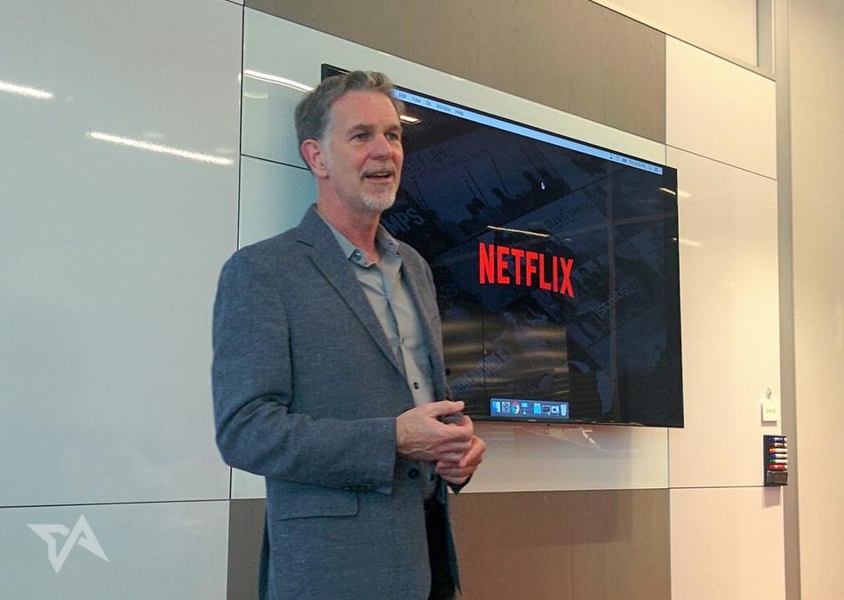 Netflix gains global subscribers after huge expansion