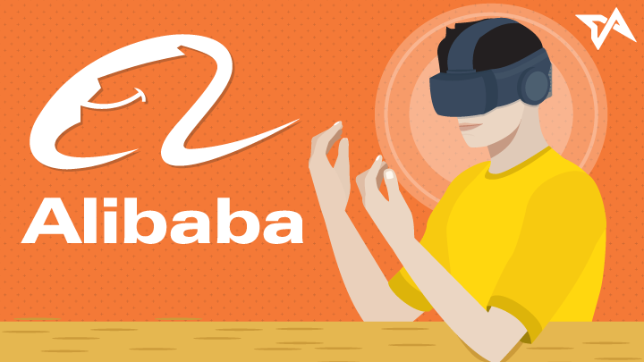 Alibaba is diving into the world of VR Alibaba
