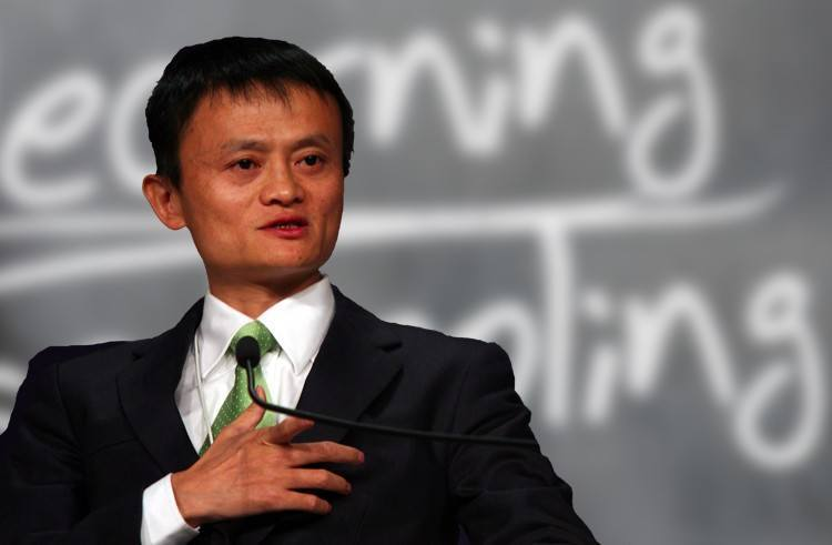 Jack Ma Explains How He Teaches Entrepreneurs Using Failure And Faith