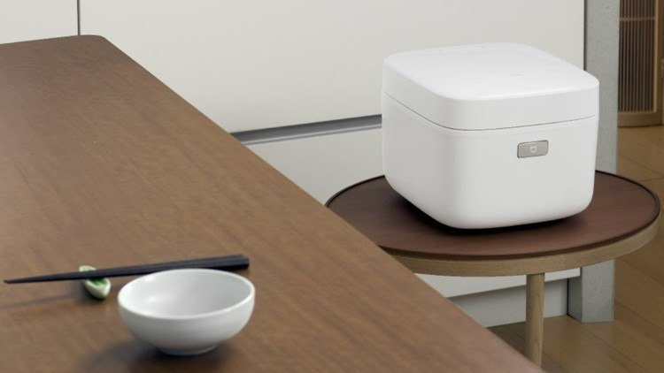 Xiaomi unveils smartphone-controlled rice cooker, and it's everything we hoped for