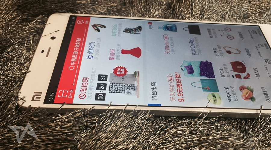 Online shopping in China is now mostly mobile