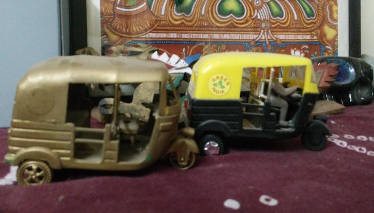 India-auto-rickshaws