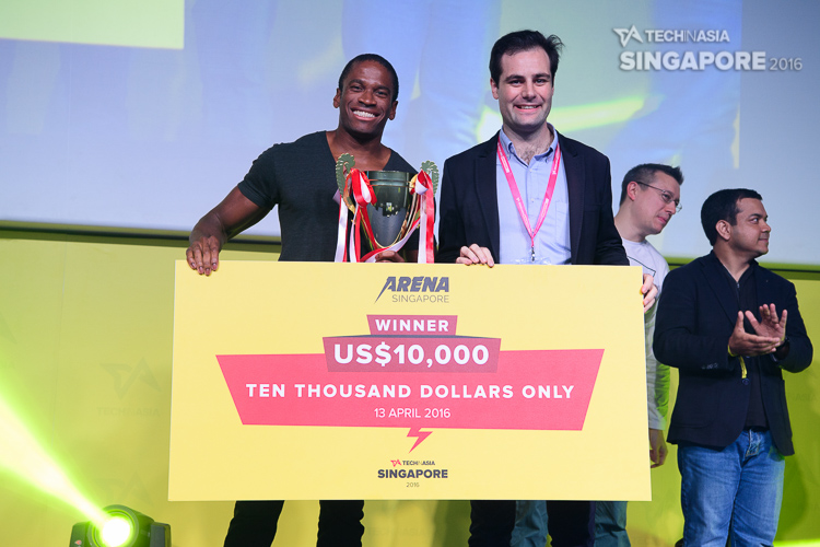 Bitmex beats 475 startups to win Tech in Asia Singapore Arena