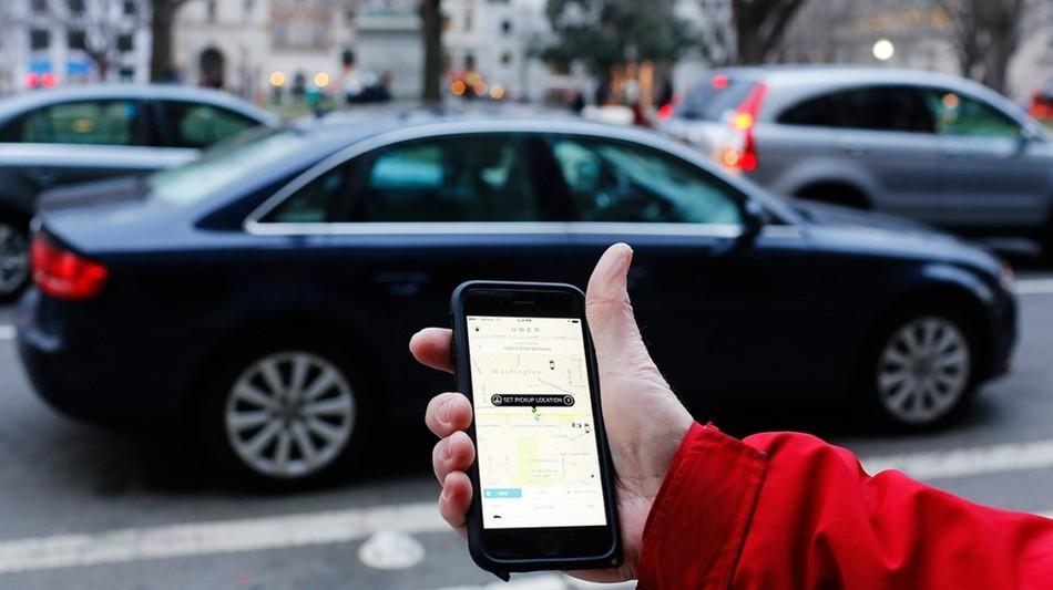 uber , app