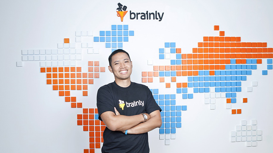 Edtech startup Brainly raised 15$m from Naspers