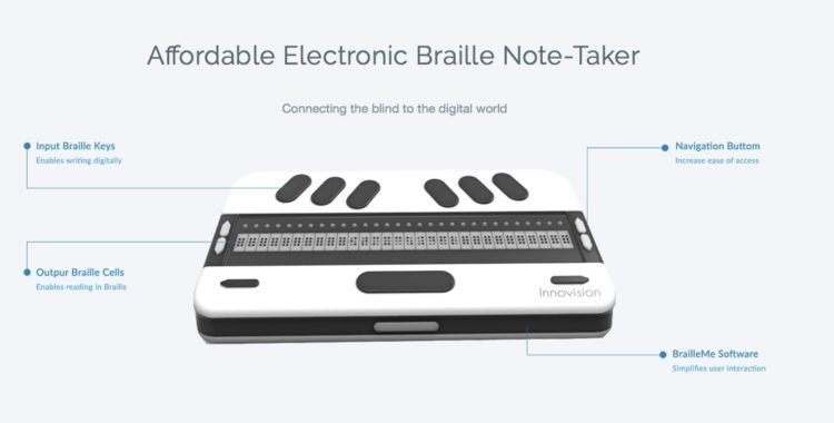 text to braille machine