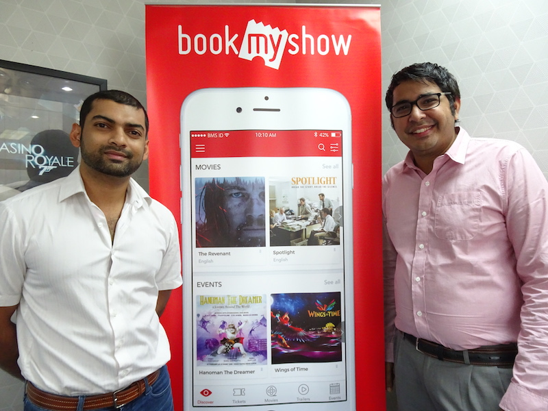 Movie Ticketing Site Bookmyshow Launched In Indonesia