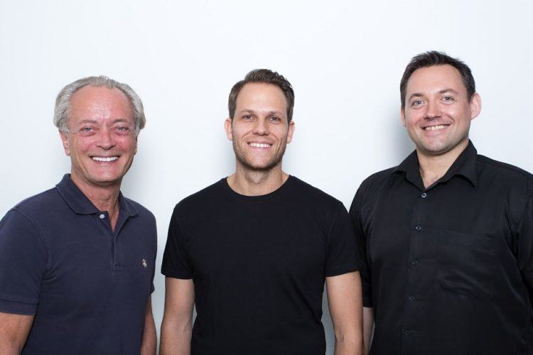 Aureso founding team