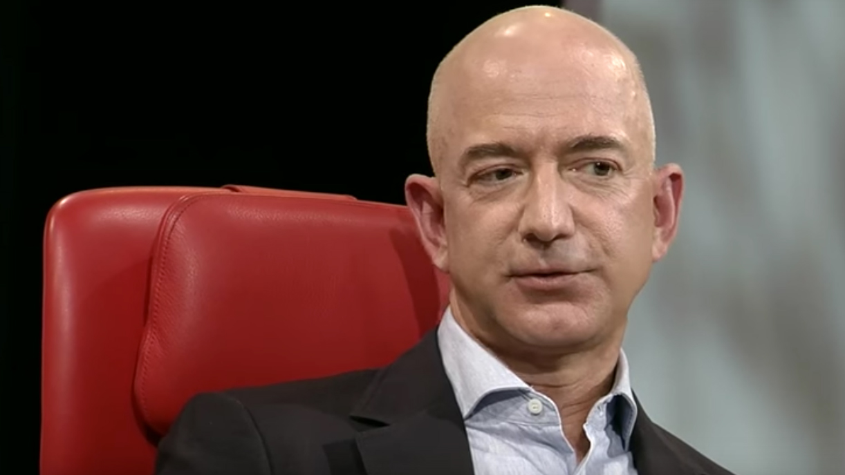 Jeff Bezos: Amazon to bring total investment in India to $5b