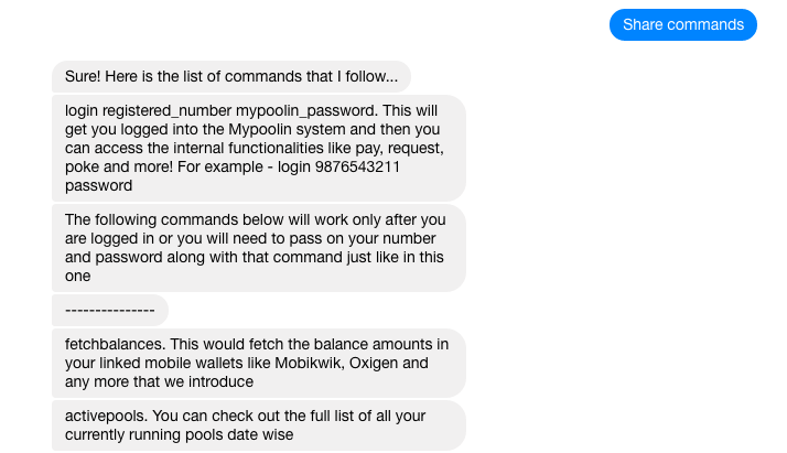 Chatbots on Facebook and Telegram: the good and the bad