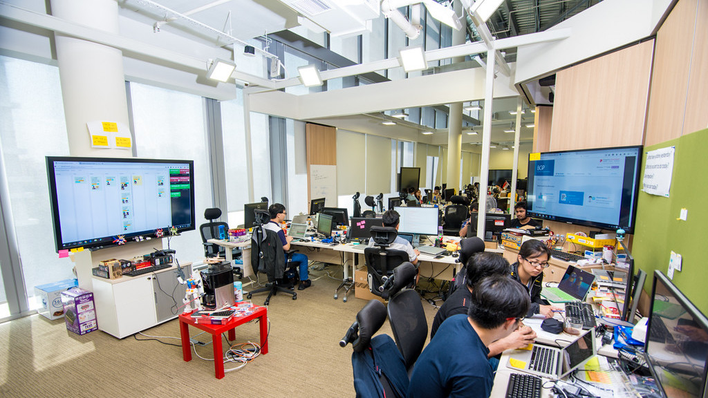Inside the singapore government 39 s lab of the future for Interior design jobs singapore