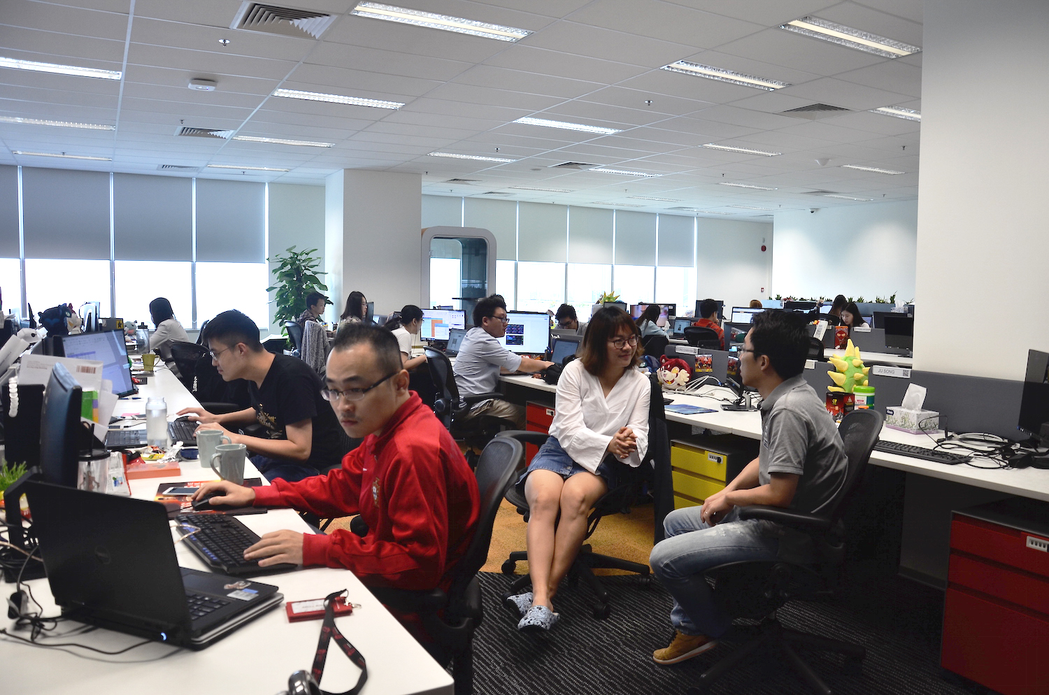 The culture of Garena, Southeast Asia's highest valued unicorn