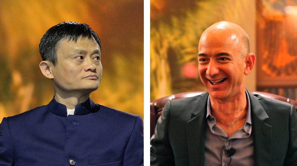 Alibaba Vs Amazon Battle On Neutral Ground In India Building brands on alibaba's platform. alibaba vs amazon battle on neutral