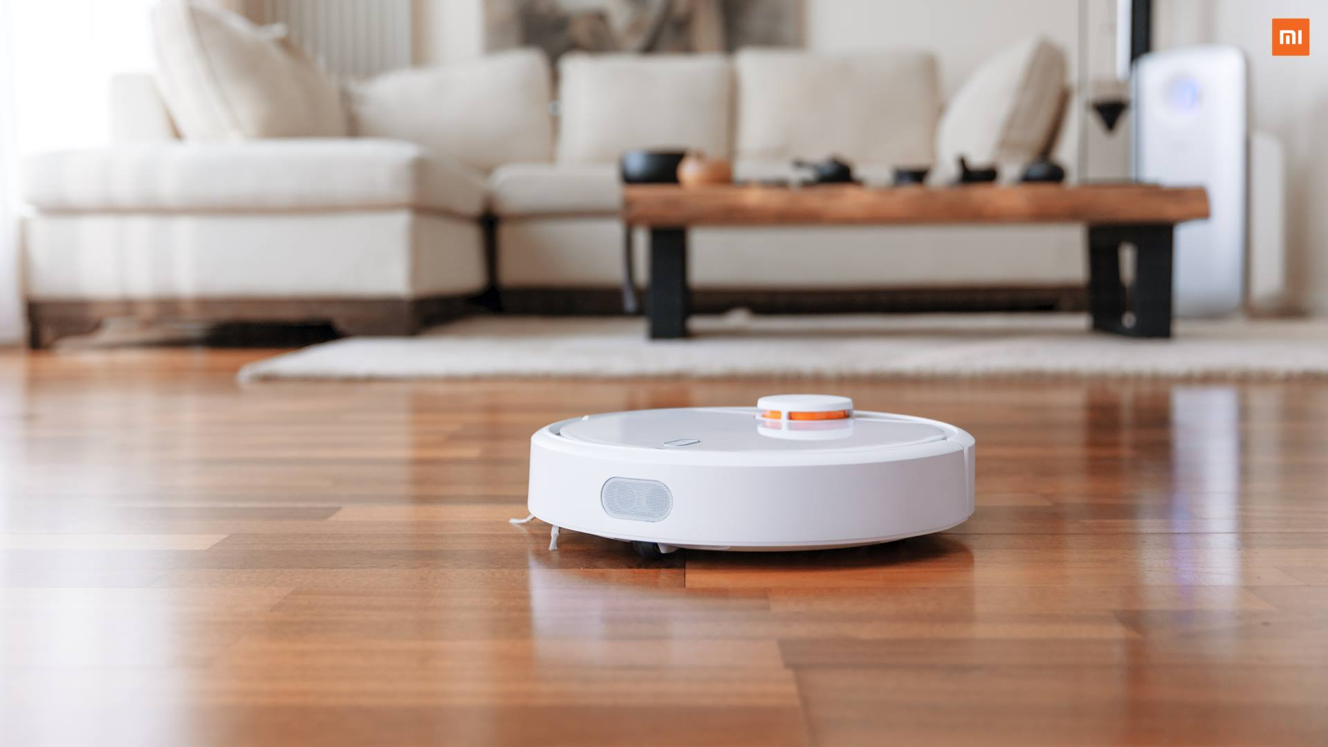 Xiaomi sucks: new Mi Robot Vacuum takes on Roomba