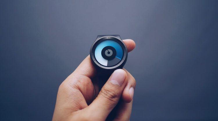 Fitness wearable smartwatch