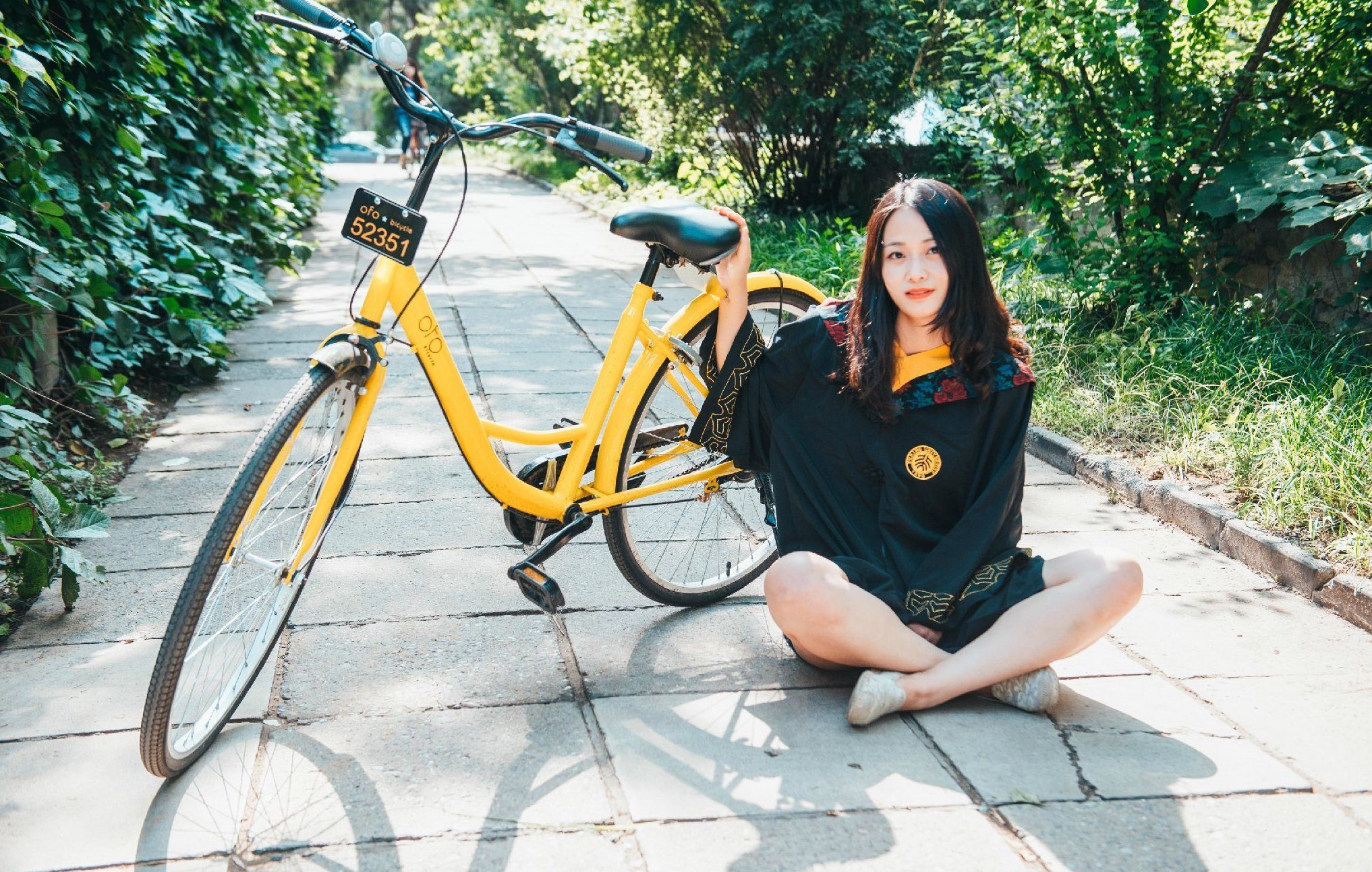 Didi funds OFO to make bike-sharing a thing