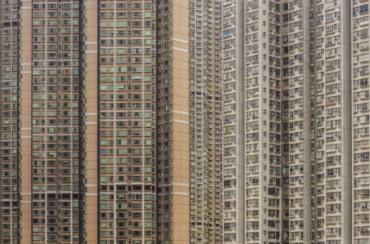 Hong Kong - apartments
