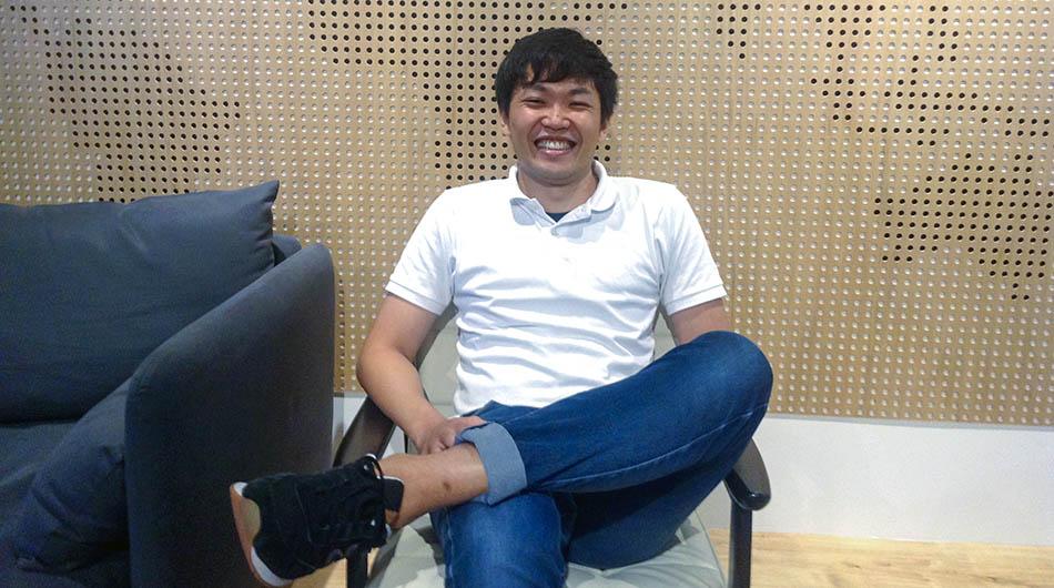 Naoki Yamada founder and CEO Anydoor/ Conyac.