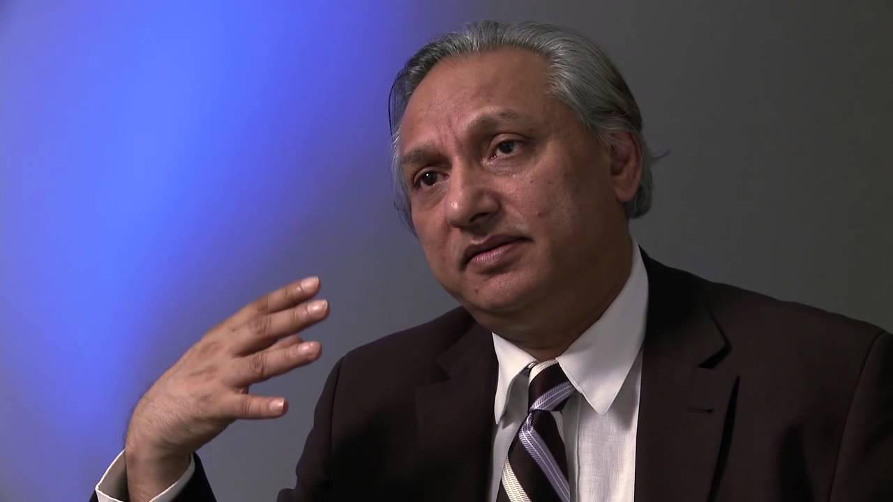 Nadeem Hussain, former CEO of Tameer Bank