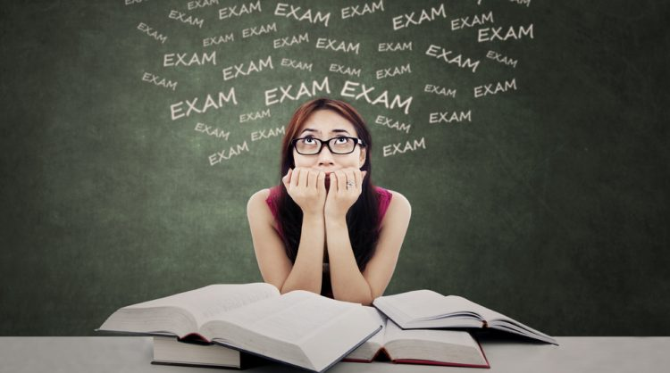 study, cram, exam