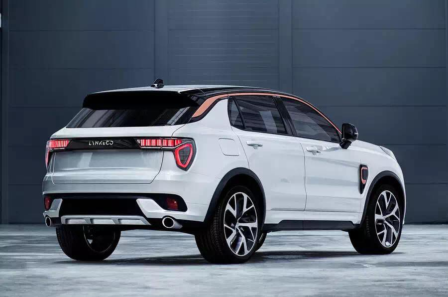 Lynk Amp Co Unveils Suv That Comes With A Share Button