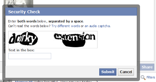 facebook-captcha