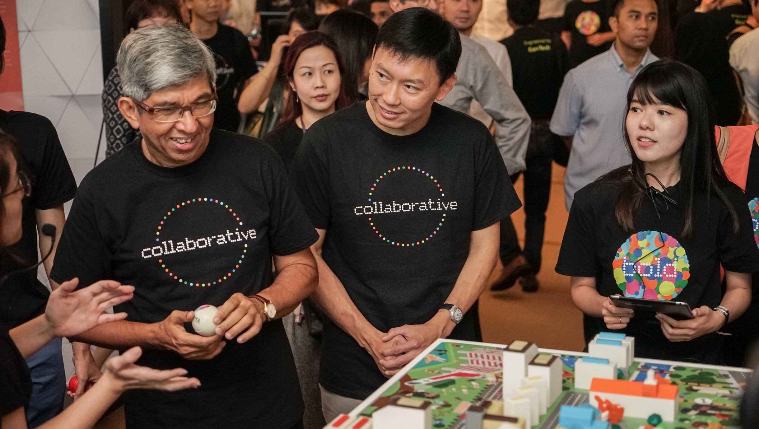 GovTech launch Minister Dr. Yaacob Ibrahim
