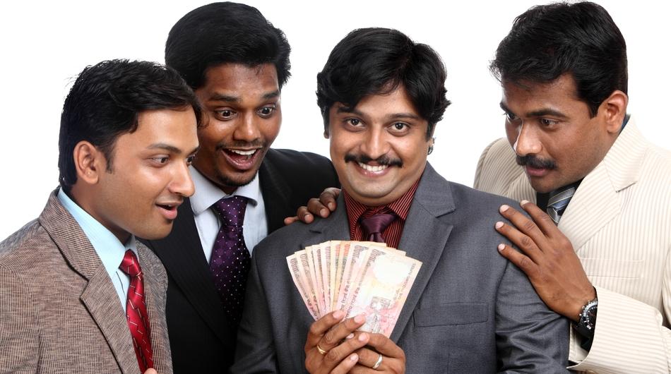 rupee, indian rupee, indian business, men, happy, money