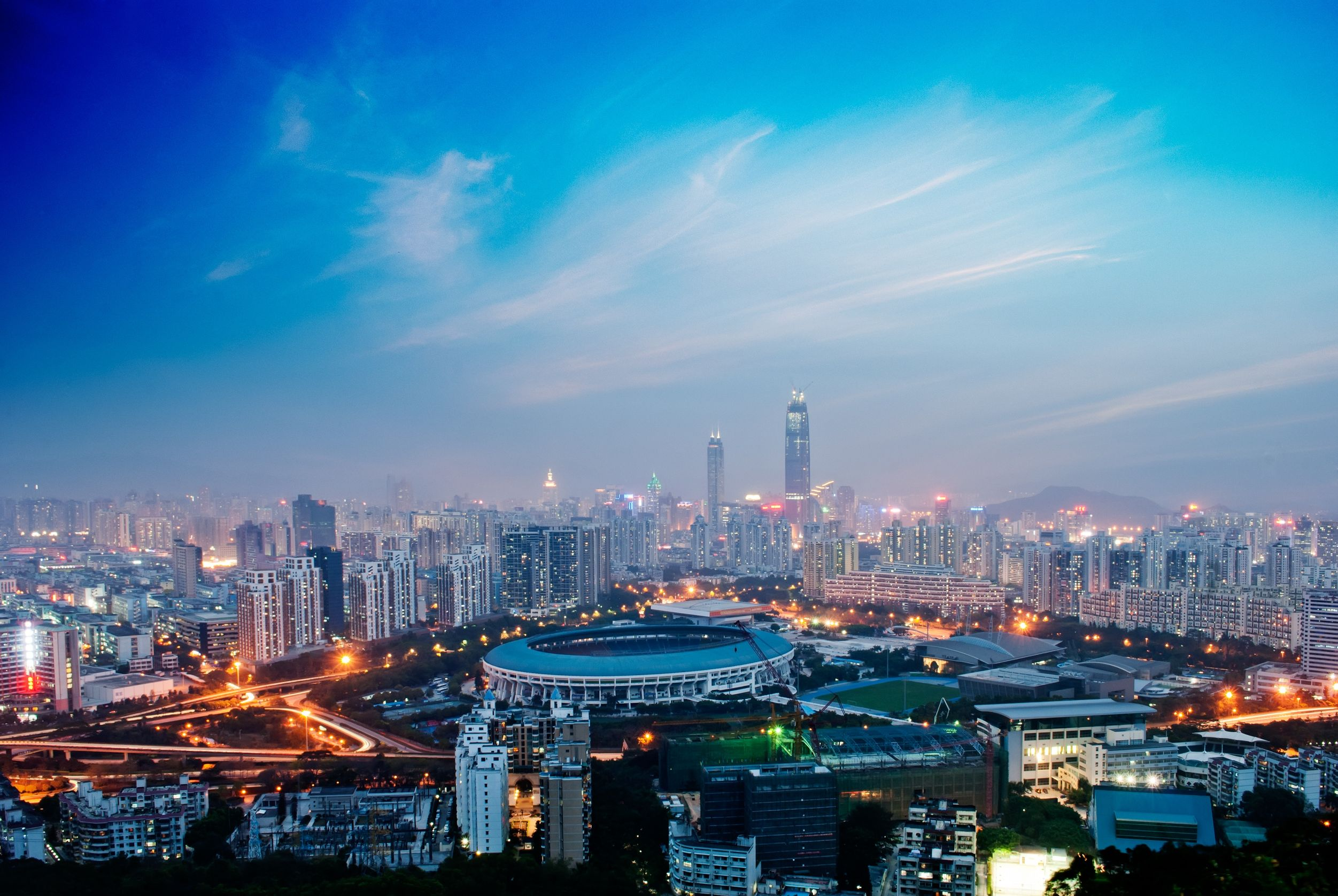 Shenzhen needs to attract global talent for Greater Bay Area