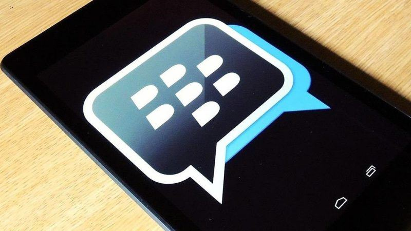 BlackBerry Messenger reveals b...