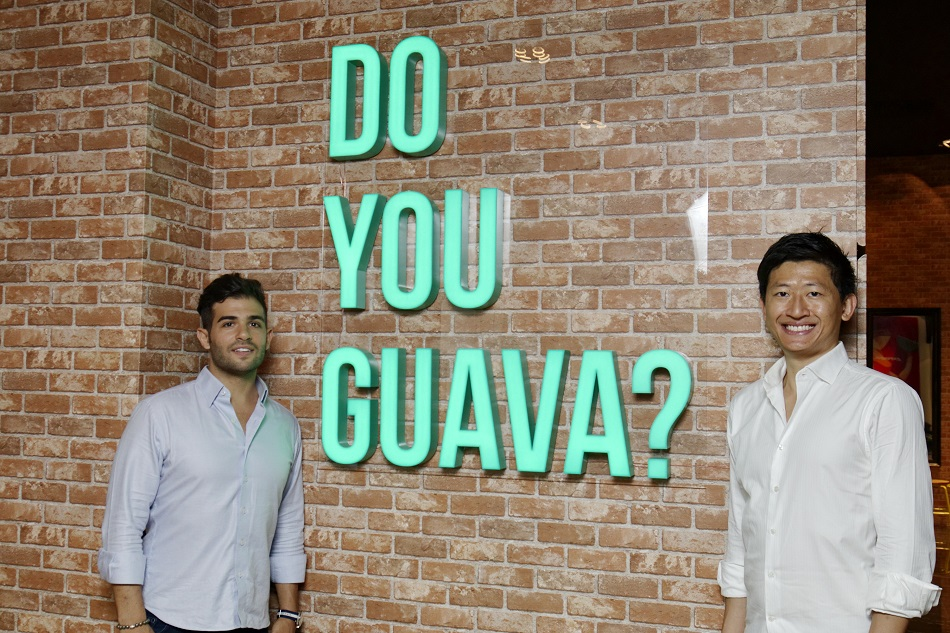 GuavaPass co-founders