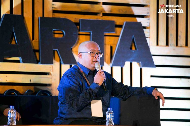 """Wayah told the room he was """"very proud to be Indonesian"""" because the first collaboration of this type for GE was with an Indonesian company. """"It shows how resourceful it is,"""" he said."""