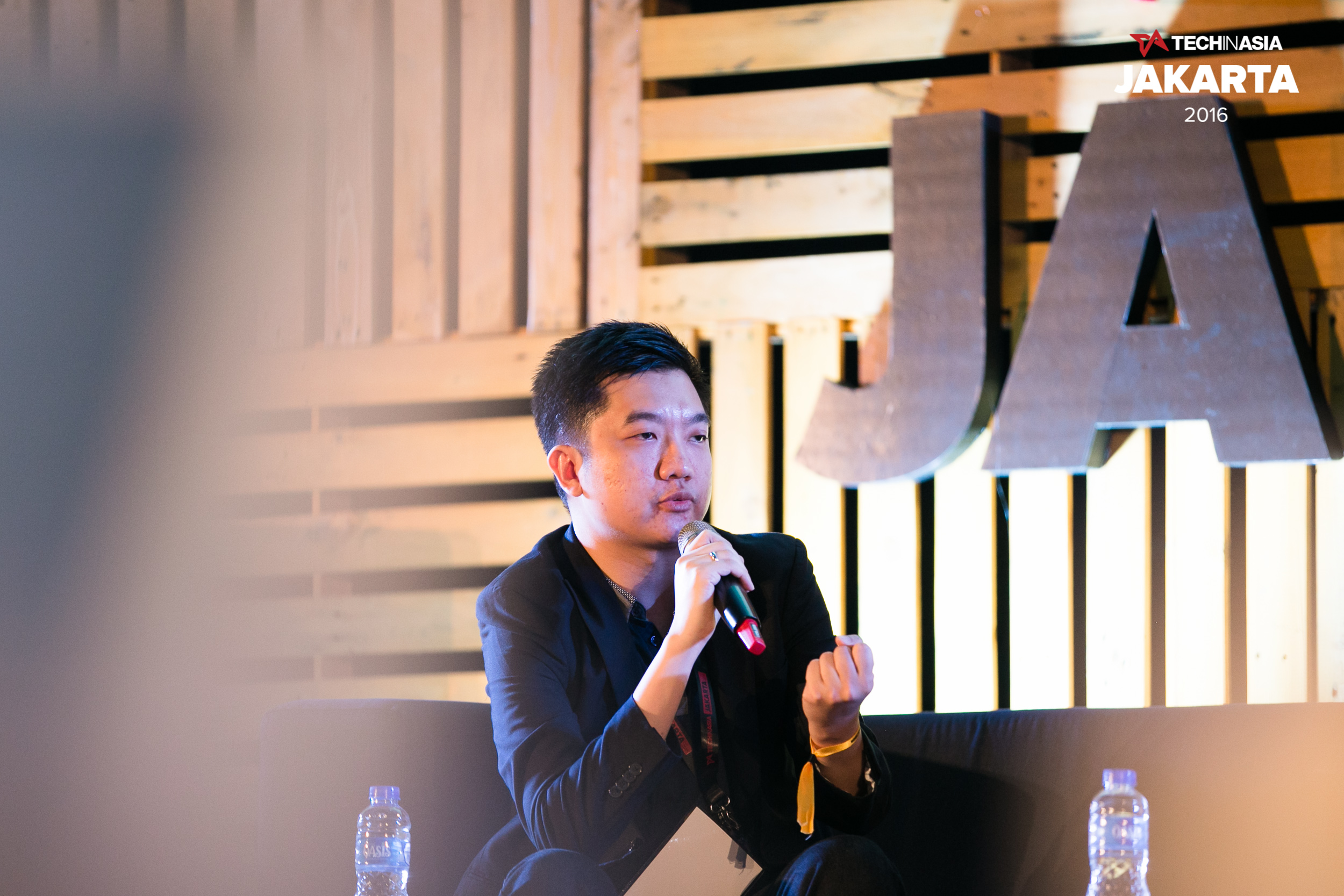 Tokopedia's William Tanuwijaya