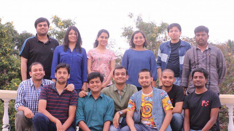PlaySimple's team. Photo credit: PlaySimple.
