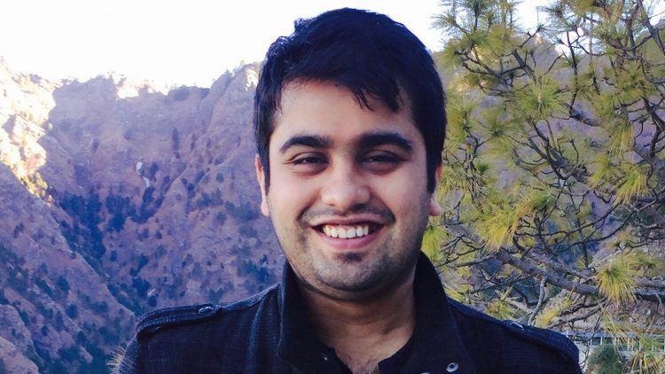 Prakhar Khanduja, co-founder of Pulse. Photo credit: Pulse.