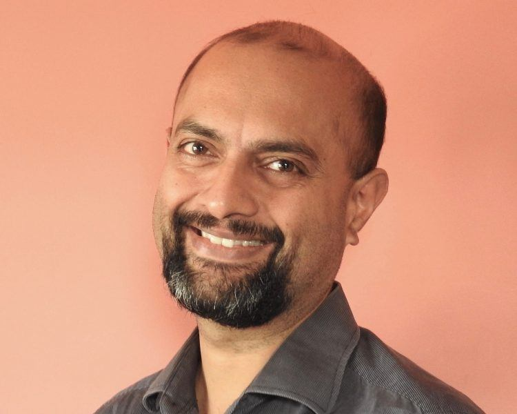 Ramakant Vempati, co-founder of Touchkin.
