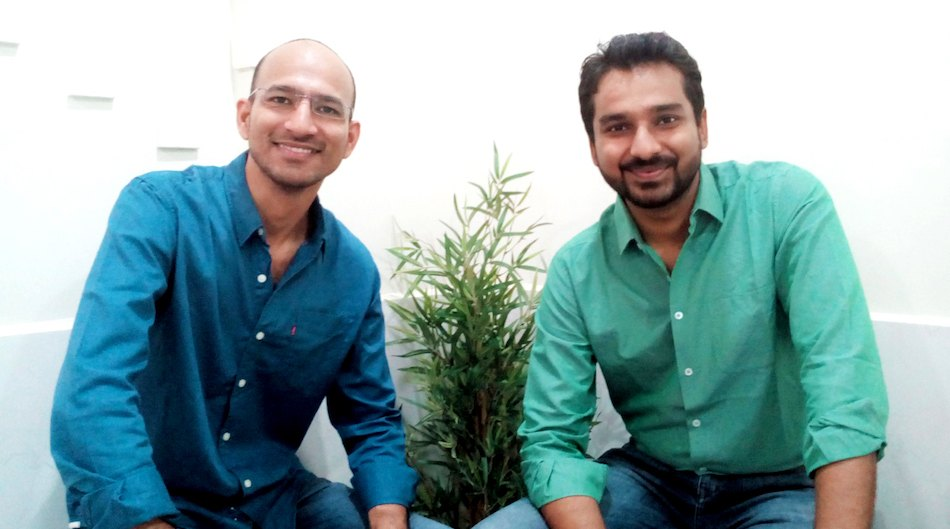 Abhilash Pandey and Sandeep Singh, co-founders of InfiSecure. Photo credit: InfiSecure.