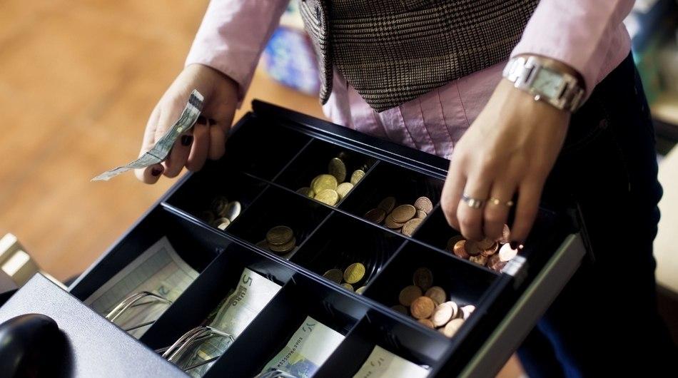 Cash register, till, merchant, point of sale, retailer