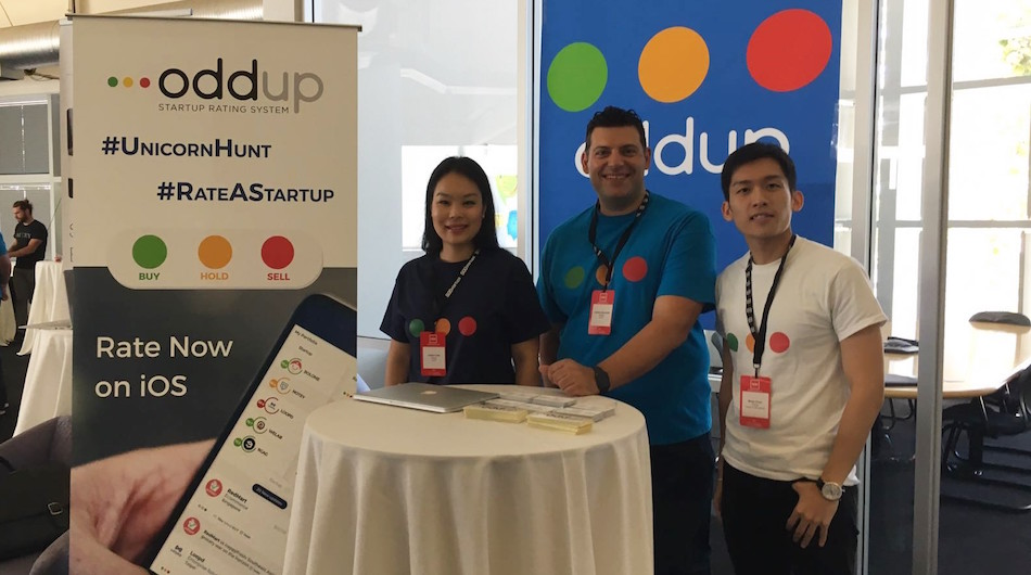 Here's what VCs think of startup rating tool Oddup, which just raised $6m