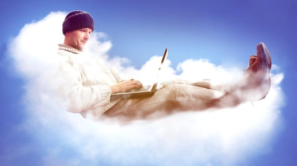 Cloud, cloud computing, computer, IT
