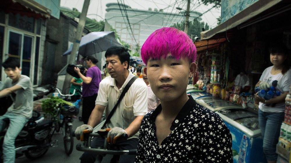 Beijing, China milennials