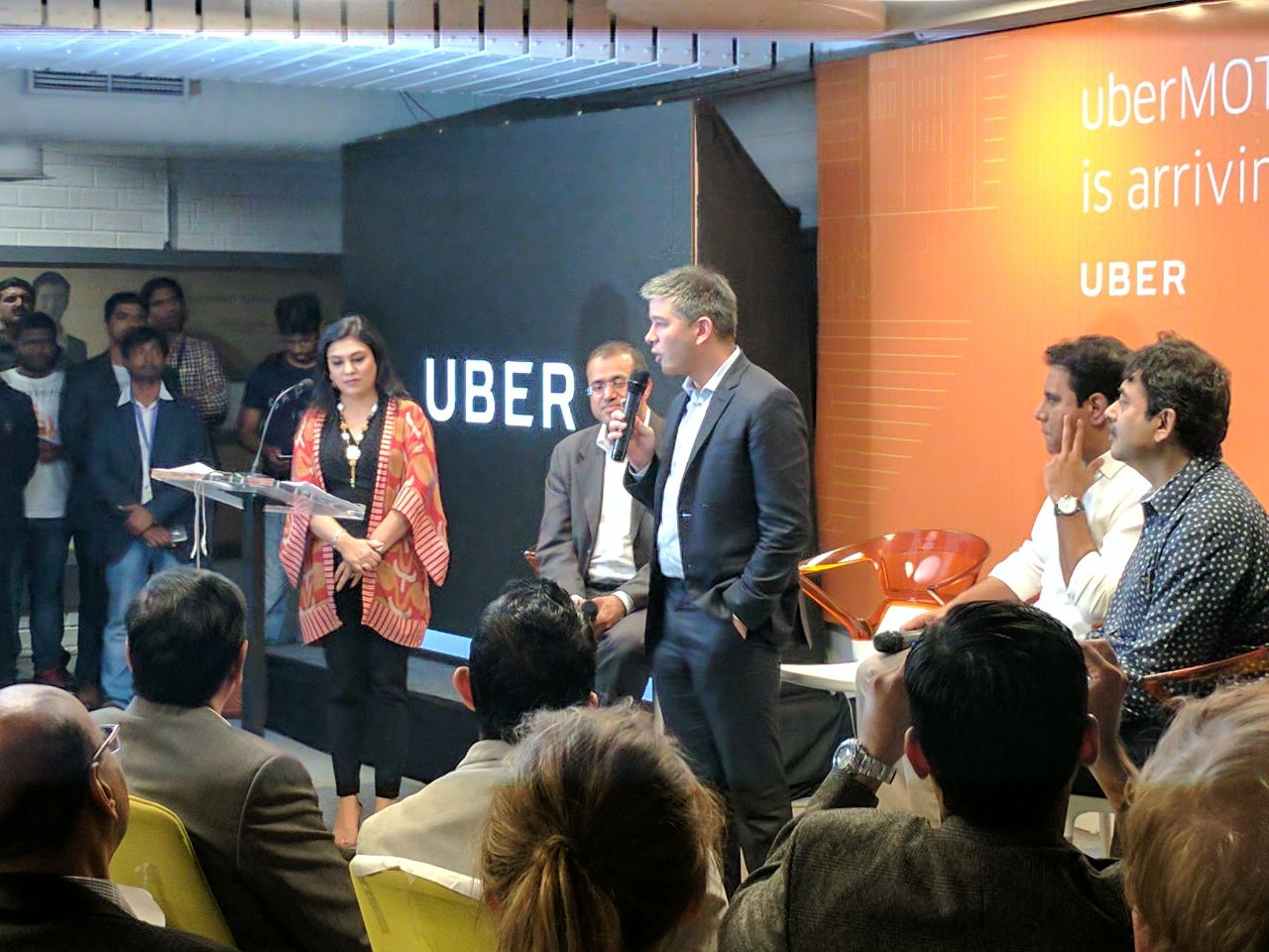 Brief: Uber hires Harvard Business School professor to help fix its leadership woes