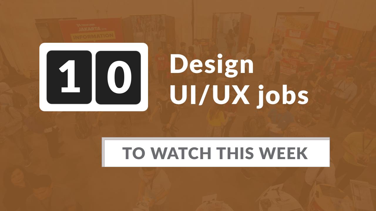 Ui Designer Job Singapore