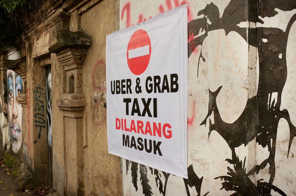 Uber Indonesia, Grab Indonesia