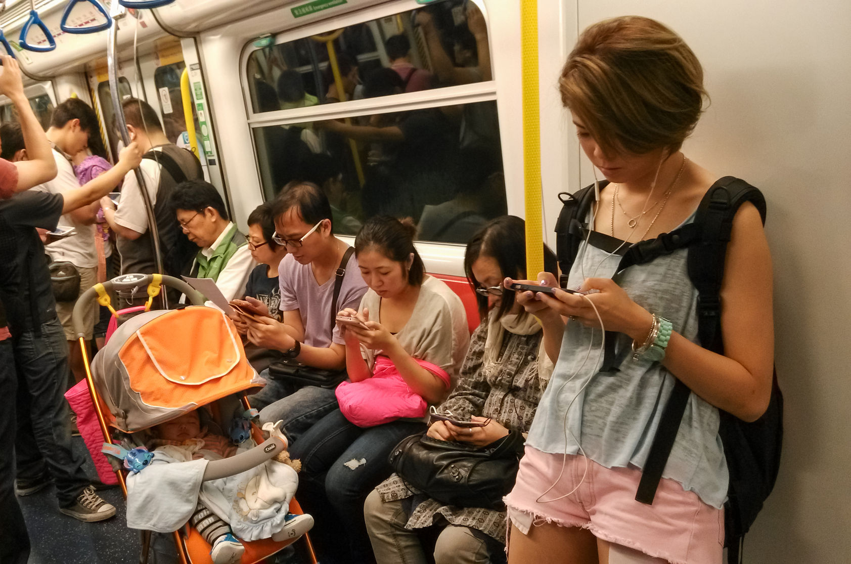 China phone, social media, user