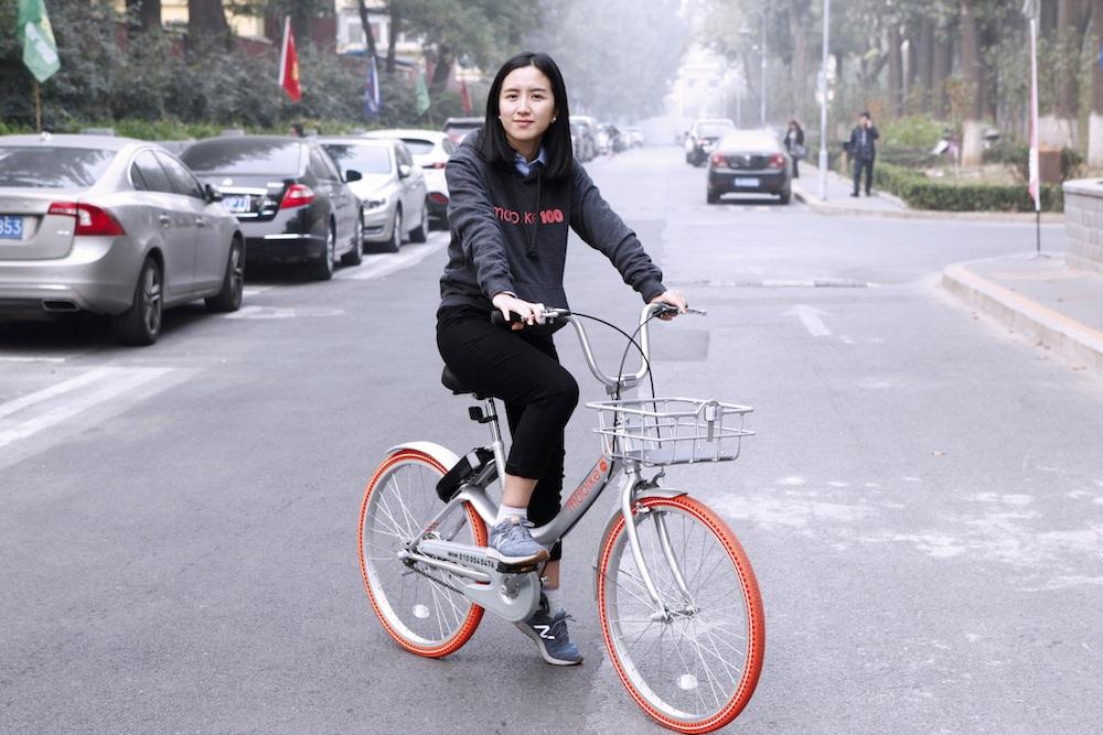 WeChat leaps into bike-sharing craze