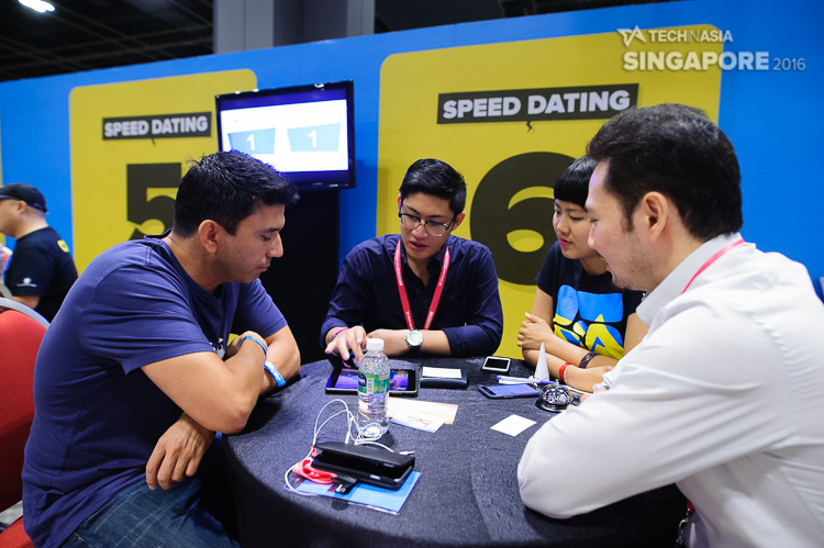 lovestruck speed dating